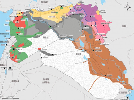 Hybrid Insurgencies: AL-QAEDA & ISIS Territorialization.