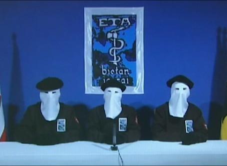ETA, Desarme, disolución... ¿justicia, olvido y perdón?