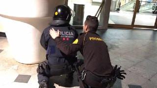PRIMER SIMULACRO EN COORDINACIÓN DE FFCCS Y SEGURIDAD PRIVADA.