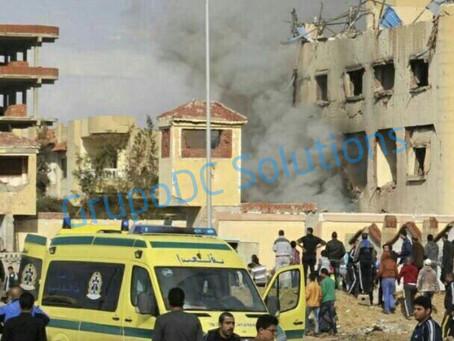 Wilayat Sinai & the Radwa Mosque massacre.