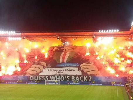 La seguridad en los estadios de fútbol en España