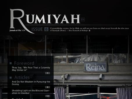 """Definiendo objetivos: El ataque a la Sala """"La Reina"""" en Estambul visto por el Estado Islámico."""