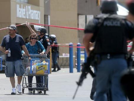 Incidente de tirador activo de El Paso: Un análisis.