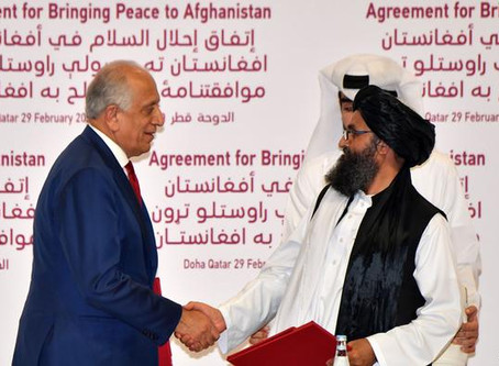Afganistán: de la nueva contrainsurgencia a la retirada.