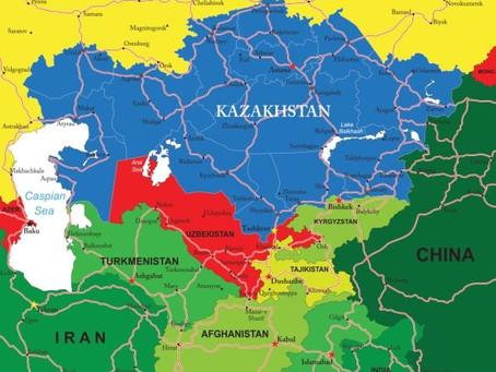 La nueva posición de Asia Central en la geopolítica mundial.