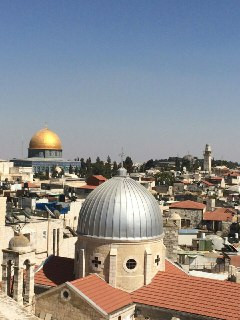 Tres veces Santa: Jerusalén y los disturbios del Monte del Templo