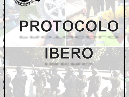 Protocolo IBERO: Juntos somos más fuertes.