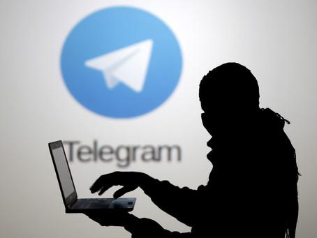 Telegram como plataforma para la propaganda Jihadista.