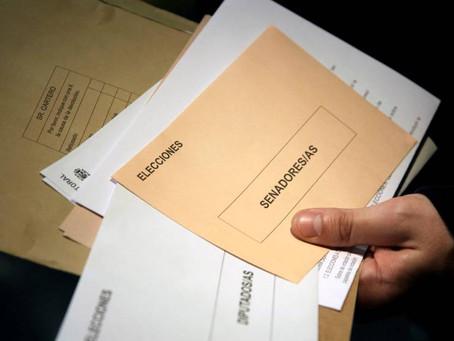 ¿Qué pueden hacer los partidos políticos con mis datos en periodo electoral?