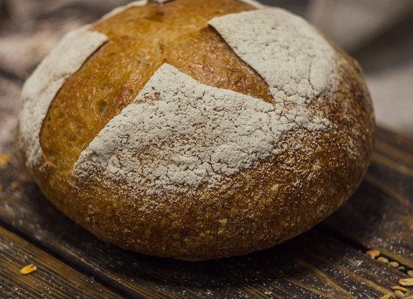 Французский хлеб без дрожжей