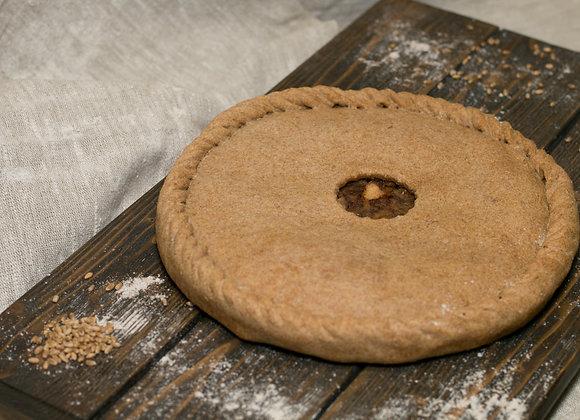 Пироги без дрожжей