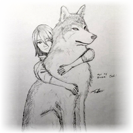 Lhike and Hotaru - Concept