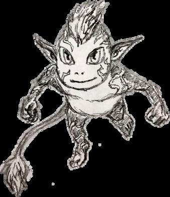 Lhike - Spiritian form