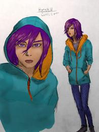 Hotaru - Concept 1