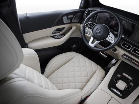Mercedes-Benz GLE перетяжка салона в стиль Designo