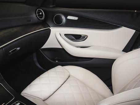 Перетяжка Mercedes-Benz E-Class: Превосходный AMG-Стиль.