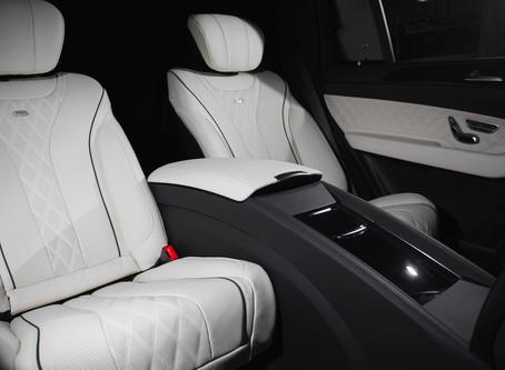 Комфортные сиденья Mercedes-Benz GLS-Class