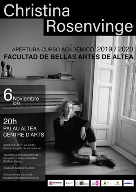 Agenda de cultura gratuita en la Marina Baixa del 4 al 10 de noviembre