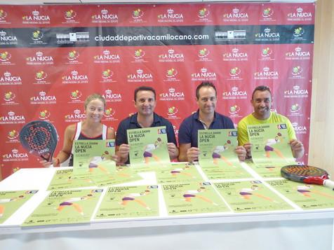 El World Pádel Tour trae a La Nucía las mejores parejas del mundo masculinas y femeninas