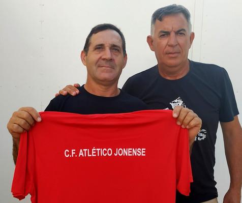 Pedro Giner dirigirá el Equipo Cadete del At Jonense