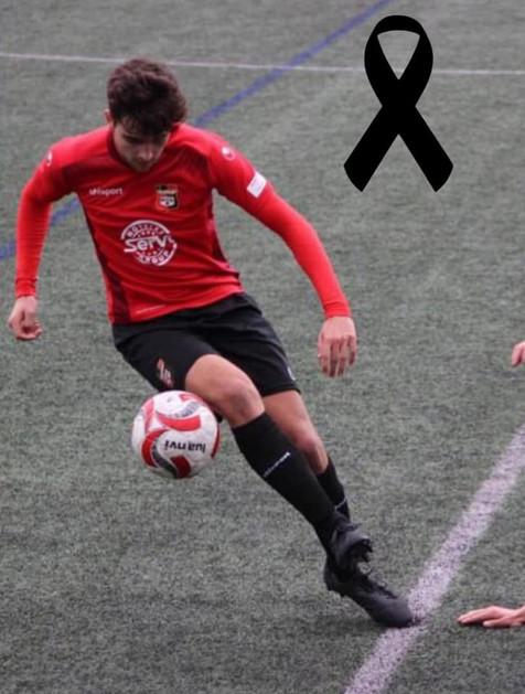 Tremendo dolor por el fallecimiento del juvenil nuciero Miguel López