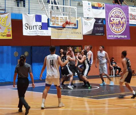 Crónicas y resultados de los equipos del Club Baloncesto Benidorm