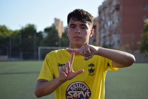 El Juvenil A del CF Benidorm empieza la liga goleando (contiene galería de 148 fotos)