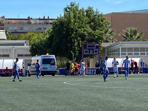Dos polémicos penaltis condenan al Villajoyosa CF
