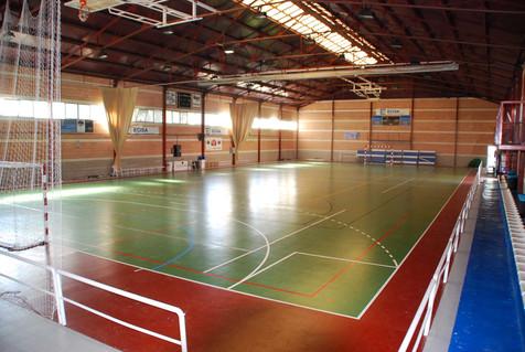 Deportes plantea ampliar el pabellón Raúl Mesa con nuevas gradas y vestuarios