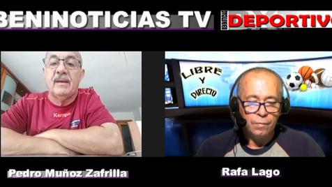 Programa Libre y Directo del martes 18 de mayo, con Pedro Muñoz y Rafa Lago