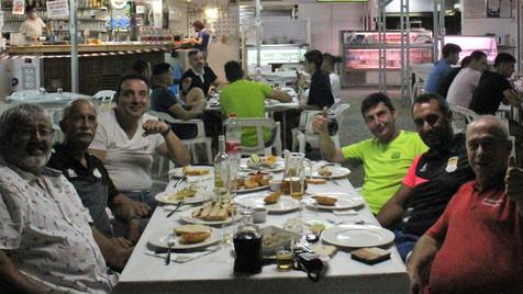 Cena Fin de Temporada de los dos primeros equipos del CF Alfaz del Pi