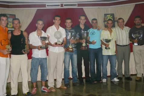 Fotos para el recuerdo: Árbitros de la Delegación de Benidorm temporadas 2006-2009