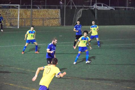 Galería de 75 fotografías del partido entre el CF Alfaz del Pi y el CF Benidorm