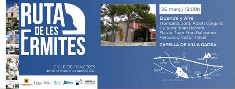 Agenda cultural comarcal del 22 al 28 de marzo