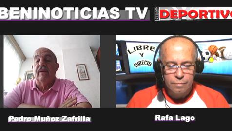 Programa Libre y directo del martes 25 de mayo, con Pedro Muñoz, Rafa Lago y el picotazo del Alacrán