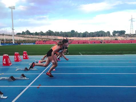 """200 atletas participarán en el """"III Control Individual Absoluto Provincial de Atletismo Federado"""""""