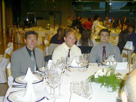Fotos para el Recuerdo: Gala del Deporte Comarcal 2003