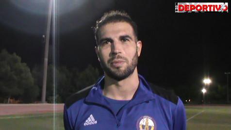 Video entrevista con Essau Rojo Martínez, nuevo jugador del At Benidorm