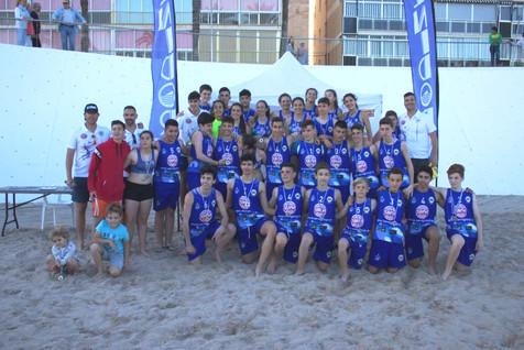Resumen de actividades del Club Voley Playa Poniente Benidorm