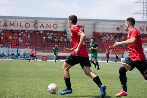 La Nucía perdió 0-2 ante el Éibar en su primer amistoso