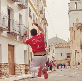Tercera jornada de pilota valenciana en la comarca