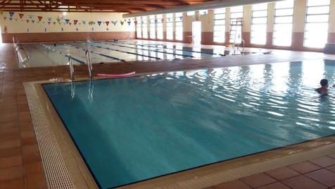 Benidorm reabre el martes la piscina y gimnasio del Palau para abonados con un aforo del 30%