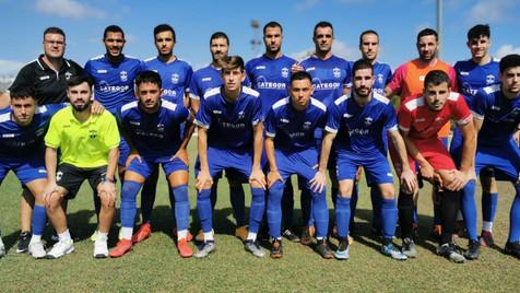 El Filial del CF Benidorm comienza la liga con victoria