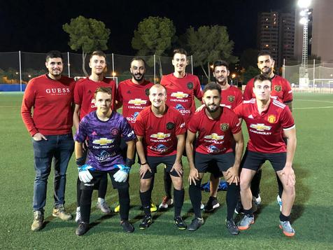 El Bar Lloc Dimalsa líder en solitario de la XI Liga de Fútbol 7 Benidorm