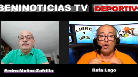 Programa Libre y Directo del martes 11 de mayo, con Pedro Muñoz y Rafa Lago