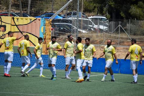 Mundialito de Leyendas Fútbol 11