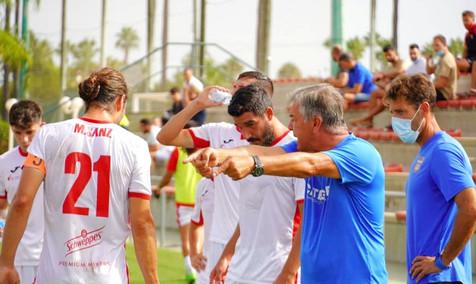 El Club de Fútbol La Nucía sumó su segunda victoria de la pretemporada