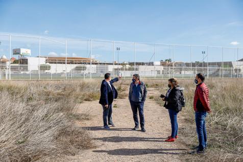 L'Alfàs va a construir un campo de fútbol 8 de césped artificial en l'Albir