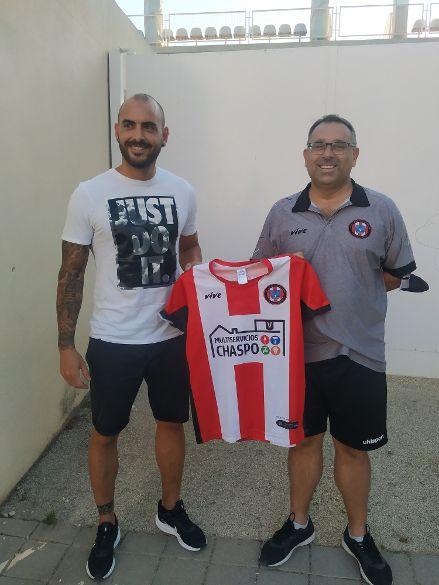 Dos fichajes de lujo para el CF Atlético Jonense
