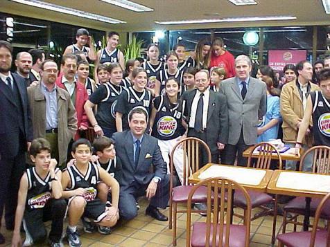 Fotos para el Recuerdo: Baloncesto Benidorm temporadas  2001-2003